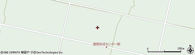 宮城県栗原市一迫柳目曽根寺町東周辺の地図