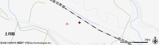 宮城県大崎市鳴子温泉(蓬田)周辺の地図