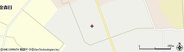 山形県鶴岡市羽黒町町屋(広表)周辺の地図