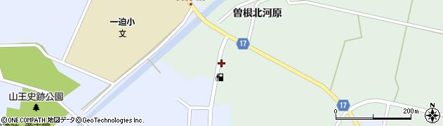 宮城県栗原市一迫柳目曽根除下周辺の地図