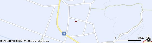 山形県東田川郡庄内町三ケ沢堰南30周辺の地図