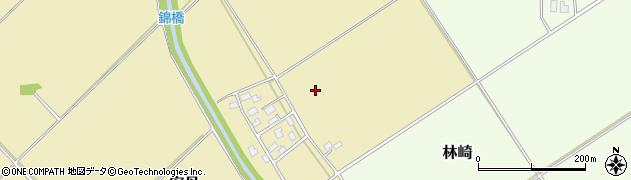 山形県鶴岡市安丹周辺の地図