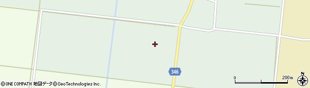 山形県鶴岡市無音(向田)周辺の地図