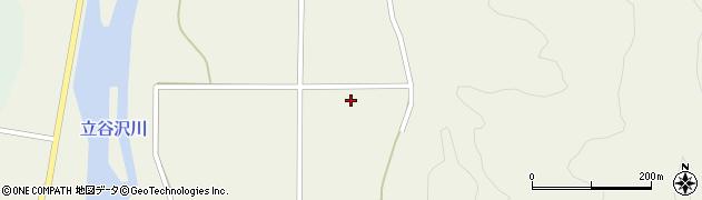 山形県東田川郡庄内町肝煎内中田85周辺の地図
