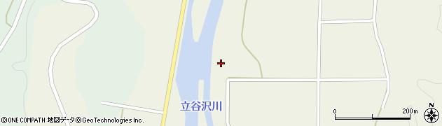 山形県東田川郡庄内町肝煎猿田川原周辺の地図