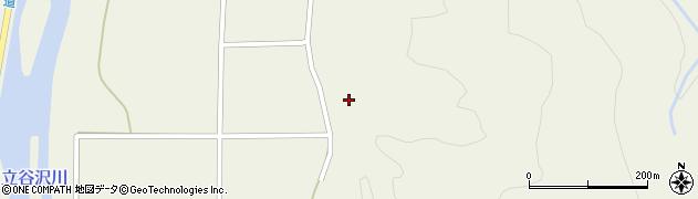 山形県東田川郡庄内町肝煎内中田23周辺の地図