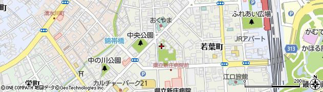 日照寺周辺の地図