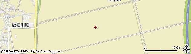 山形県鶴岡市馬町(上草田)周辺の地図