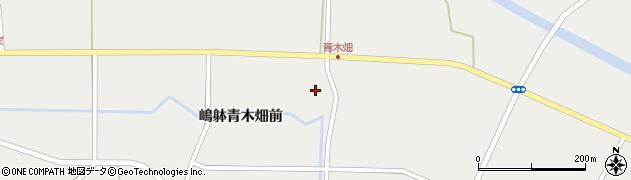宮城県栗原市一迫嶋躰南反町周辺の地図