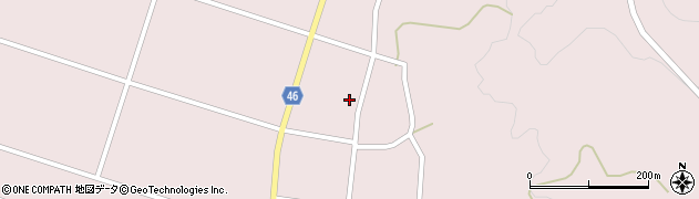 山形県東田川郡庄内町添津家ノ下62周辺の地図
