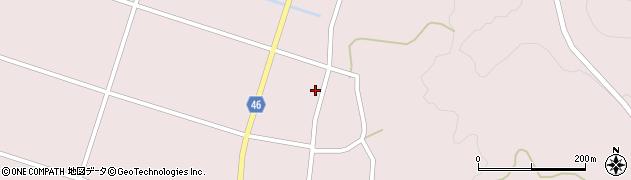 山形県東田川郡庄内町添津家ノ下55周辺の地図
