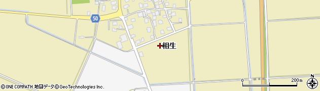 山形県鶴岡市播磨(相生)周辺の地図