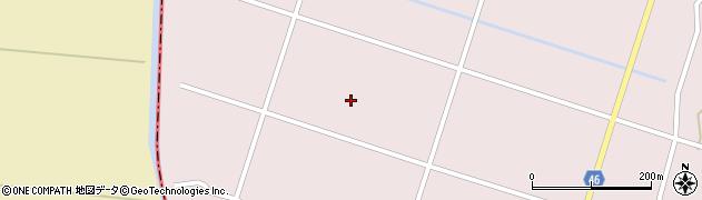 山形県東田川郡庄内町添津沖周辺の地図