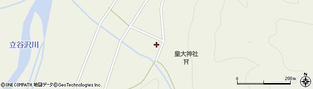 山形県東田川郡庄内町肝煎石田108周辺の地図