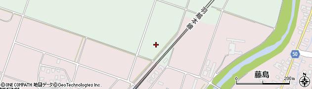 山形県鶴岡市平形(前荒田)周辺の地図