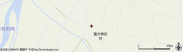 山形県東田川郡庄内町肝煎下山本6周辺の地図