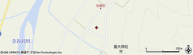 山形県東田川郡庄内町肝煎下山本17周辺の地図