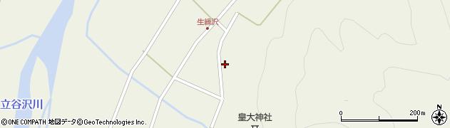 山形県東田川郡庄内町肝煎下山本21周辺の地図