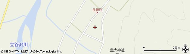 山形県東田川郡庄内町肝煎下山本33周辺の地図