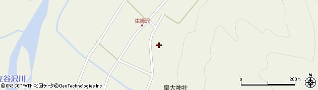 山形県東田川郡庄内町肝煎下山本周辺の地図