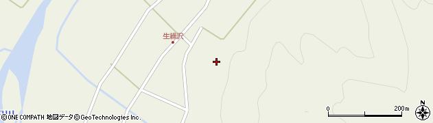 山形県東田川郡庄内町肝煎下山本44周辺の地図