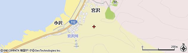 山形県鶴岡市宮沢(小山腰)周辺の地図