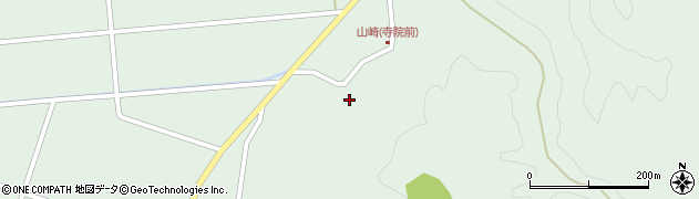 山形県東田川郡庄内町狩川山崎108周辺の地図