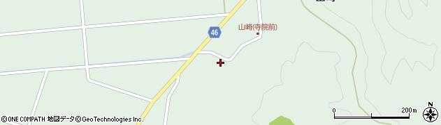 山形県東田川郡庄内町狩川山崎111周辺の地図