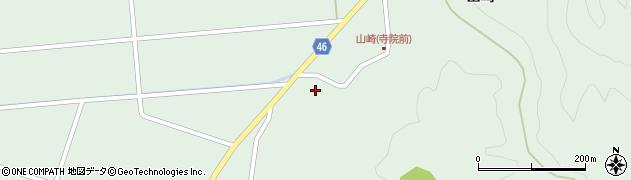 山形県東田川郡庄内町狩川山崎112周辺の地図