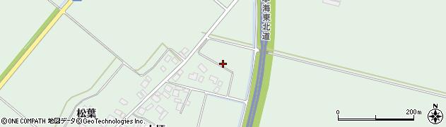 山形県鶴岡市下川(五百刈)周辺の地図
