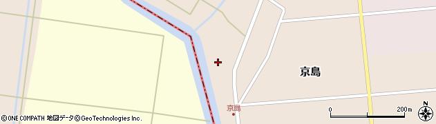 山形県東田川郡庄内町京島京田97周辺の地図