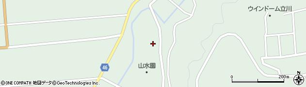 山形県東田川郡庄内町狩川笠山433周辺の地図