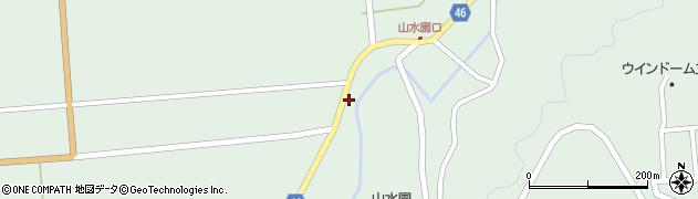 山形県東田川郡庄内町狩川玉坂94周辺の地図