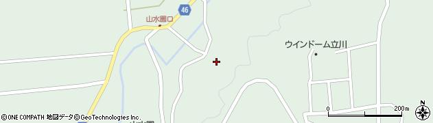 山形県東田川郡庄内町狩川玉坂10周辺の地図