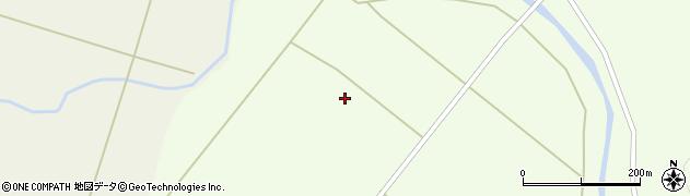 宮城県栗原市築館富根岸前周辺の地図