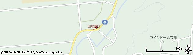 山形県東田川郡庄内町狩川玉坂49周辺の地図