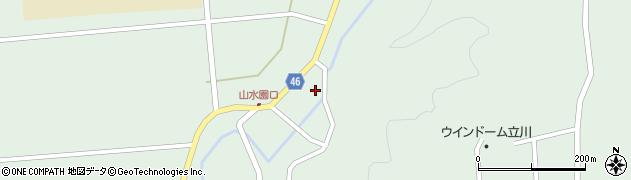 山形県東田川郡庄内町狩川玉坂31周辺の地図