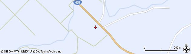山形県最上郡鮭川村川口3408周辺の地図