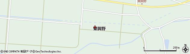 山形県東田川郡庄内町狩川上南割周辺の地図