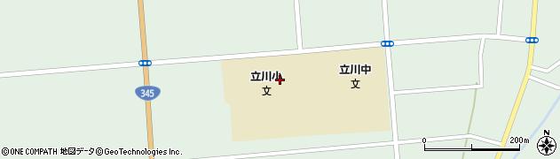 山形県東田川郡庄内町狩川松葉5周辺の地図