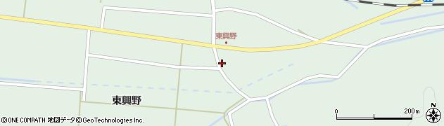 山形県東田川郡庄内町狩川中川原田7周辺の地図