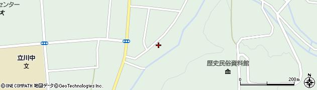 山形県東田川郡庄内町狩川阿古屋138周辺の地図