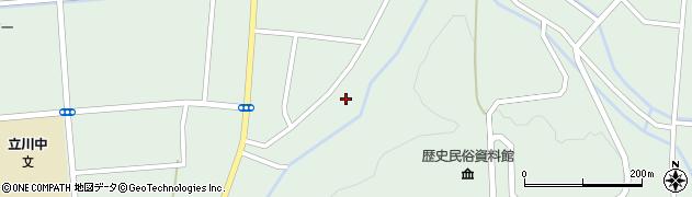 山形県東田川郡庄内町狩川阿古屋145周辺の地図