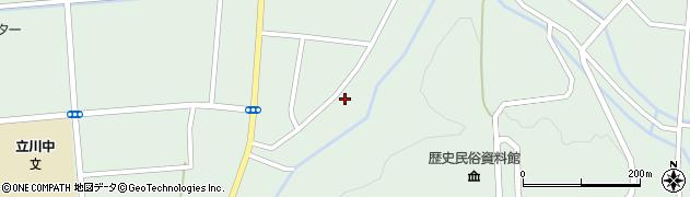 山形県東田川郡庄内町狩川阿古屋142周辺の地図