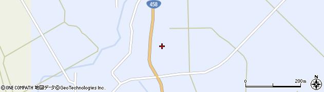 山形県最上郡鮭川村川口1297周辺の地図