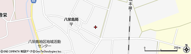 山形県鶴岡市八色木(平田)周辺の地図