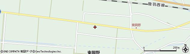 山形県東田川郡庄内町狩川東興野65周辺の地図