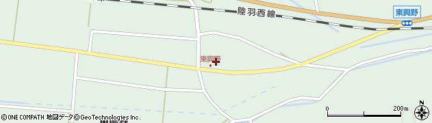 山形県東田川郡庄内町狩川中川原田11周辺の地図