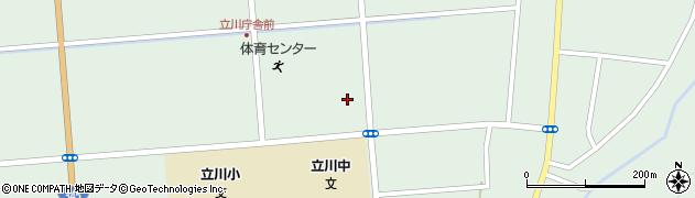 山形県東田川郡庄内町狩川大釜7周辺の地図