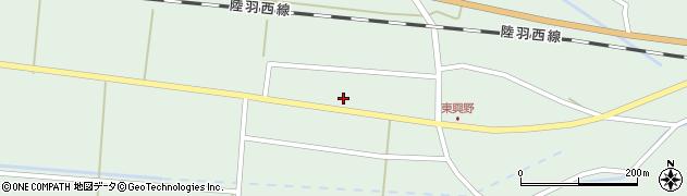 山形県東田川郡庄内町狩川東興野48周辺の地図